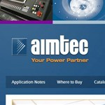 Aimtec.com version 2012, un lancement efficace.